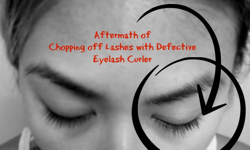 Chop Lashes off